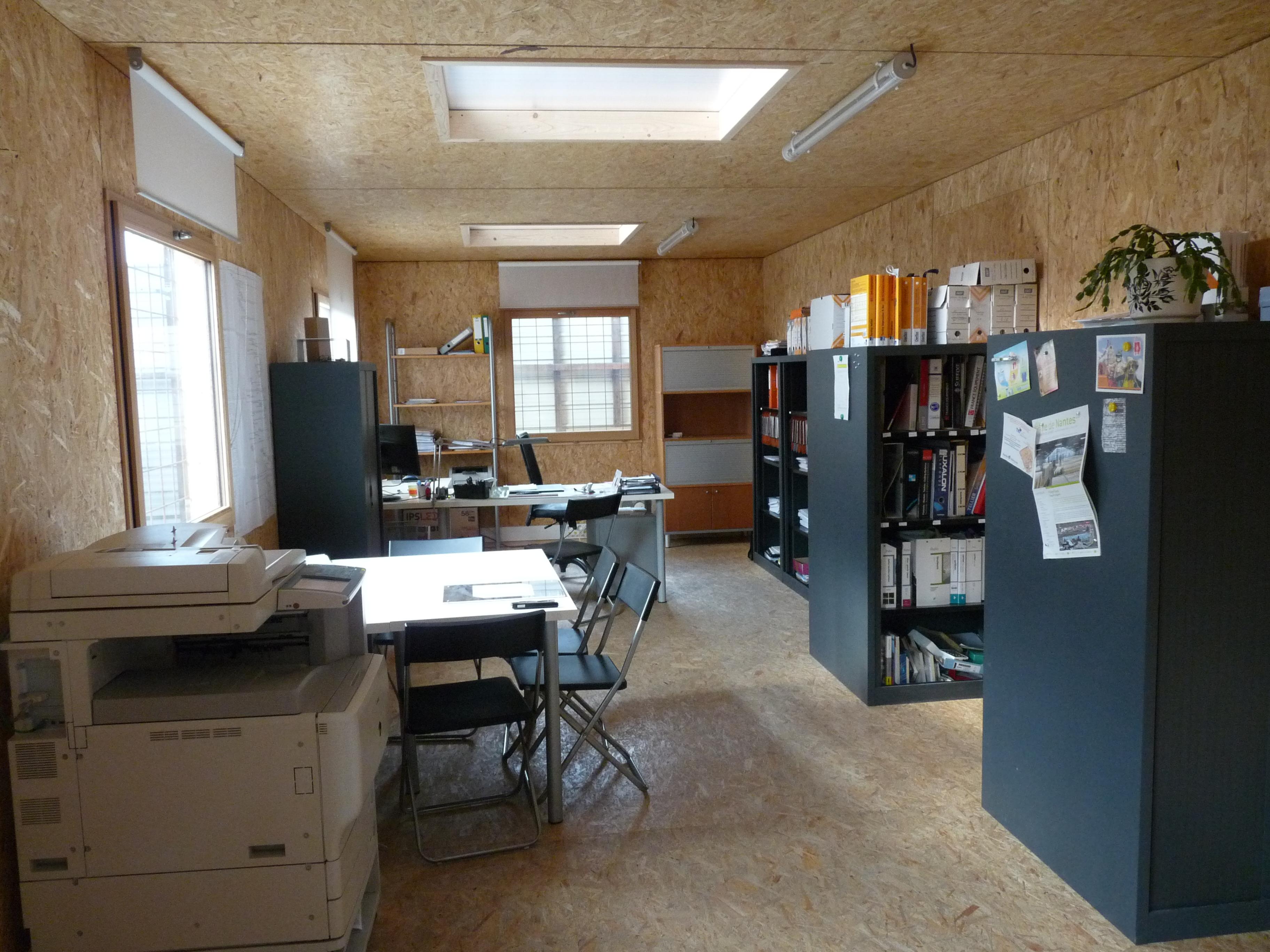 Coworking à nantes le spot multiburo bureaux à partager
