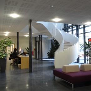 Ensemble immobilier de bureaux et de 26 logements à Nantes (44)