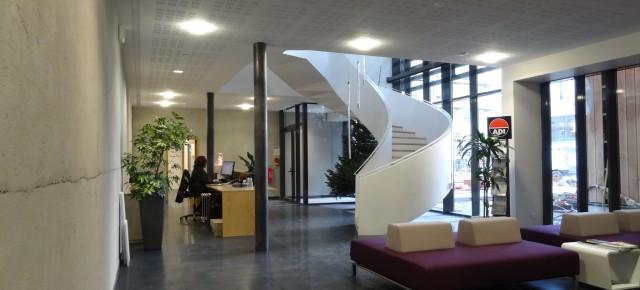 Ensemble immobilier de bureaux et de 26 logements à Nantes