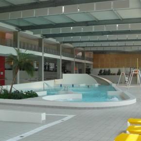 Centre nautique de Bourg en Bresse