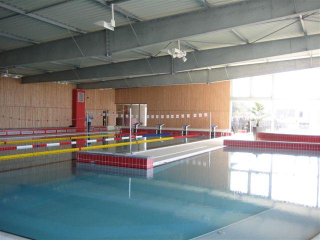 Cr ation d une piscine sport loisir sant quiberon for Construction piscine nantes