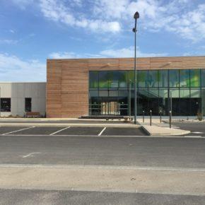 Réhabilitation et extension d'un centre aquatique communautaire à Brignoles (83)