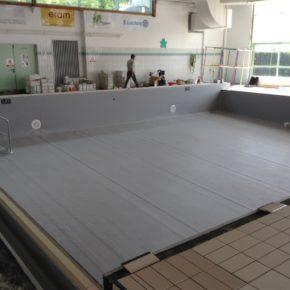 Réhabilitation d'un centre aquatique à Ploërmel (56)