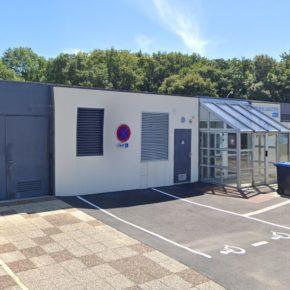 Réhabilitation du bassin sportif de la Bouletterie à ST NAZAIRE (44)