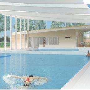 Construction d'un centre Aquatique à Lesparre Medoc (33)