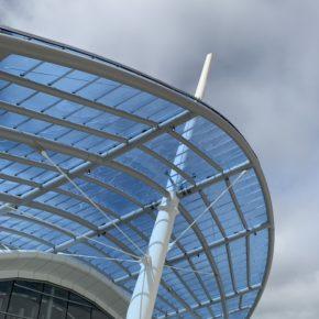 Construction du Centre aquatique Aquamalo à St-Malo (35)