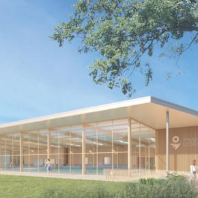 Conception, réalisation, exploitation technique et maintenance d'un centre aquatique à la Pommeraye (49)